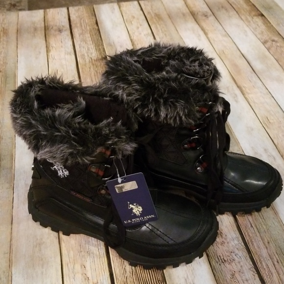NWT US POLO Ladies Boots 61bae81be5ee7